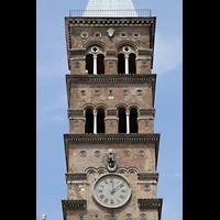 Roma (Rom), Basilica S. Maria Maggiore, Turm