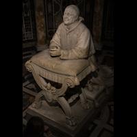 Roma (Rom), Basilica S. Maria Maggiore, Statue Pius IX