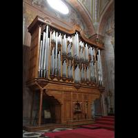 Roma (Rom), Basilica S. Maria degli Angeli e dei Martiri, Orgel