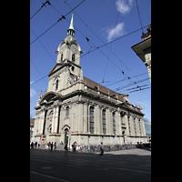 Bern, Heilig-Geist-Kirche, Außenansicht