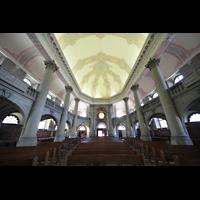 Bern, Heilig-Geist-Kirche, Innenraum