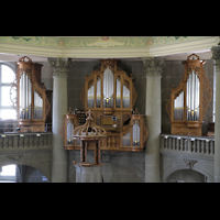 Bern, Heilig-Geist-Kirche, Orgel