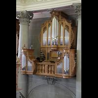 Bern, Heilig-Geist-Kirche, Hauptwerk und Rückpositiv