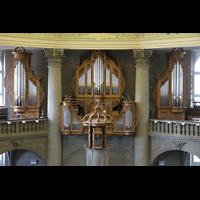 Bern, Heilig-Geist-Kirche, Orgelprospekt