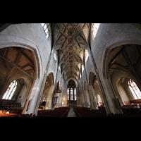 Bern, Münster St. Vinzenz (Forschungsorgel), Innenraum