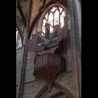 Bern, Münster St. Vinzenz (Forschungsorgel), Chororgel