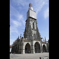 Bern, Münster St. Vinzenz (Forschungsorgel), Turm