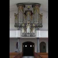 Horw (bei Luzern), St. Katharina, Orgelempore