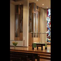 Luzern, Lukaskirche, Orgel