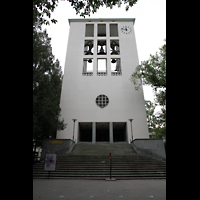 Luzern, Lukaskirche, Turm