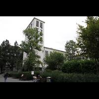 Luzern, Lukaskirche, Außenansicht