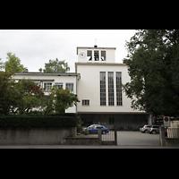 Luzern, Lukaskirche, Seitenansicht