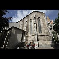Sion (Sitten), St. Theodul, Chor