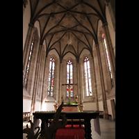Sion (Sitten), St. Theodul, Chorraum