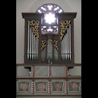 Sion (Sitten), St. Theodul, Orgel