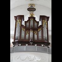 Sion (Sitten), Jesuitenkirche (Konzertsaal), Orgel
