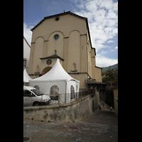 Sion (Sitten), Jesuitenkirche (Konzertsaal), Außenansicht