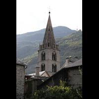 Martigny, Notre-Dame de la Visitation, Turm