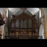 Martigny, Notre-Dame de la Visitation, Orgel