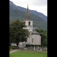 Choëx, Saint-Silvestre, Außenansicht
