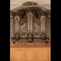 Choëx, Saint-Silvestre, Orgelprospekt