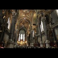 Lyon, Notre-Dame de Fourvière, Innenraum