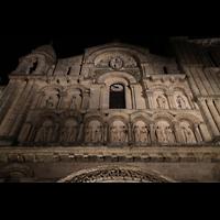 Bordeaux, Sainte-Croix, Fassadendetail