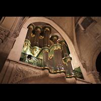 Bordeaux, Sainte-Croix, Orgelempore