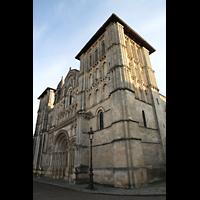 Bordeaux, Sainte-Croix, Turm und Fassade