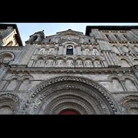 Bordeaux, Sainte-Croix, Fassaden-Detail