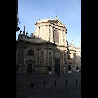 Bordeaux, Notre-Dame (Hauptorgel), Außenansicht