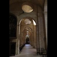 Bordeaux, Notre-Dame (Hauptorgel), Seitenschiff