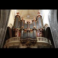 Bordeaux, Saint-Michel (Chororgel), Orgelempore