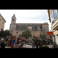 Santanyí (Mallorca), Sant Andreu, Seitenansicht