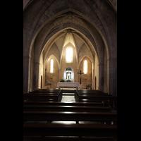 Santanyí (Mallorca), Sant Andreu, Innenraum der Rosenkranzkapelle