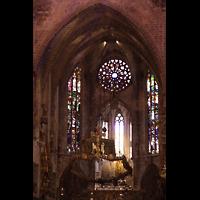 Palma de Mallorca, Catedral La Seu, Chor