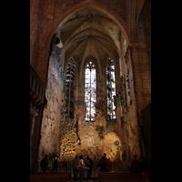 Palma de Mallorca, Catedral La Seu, Capella del Santíssim (südliche Seitenkapelle)
