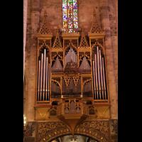 Palma de Mallorca, Catedral La Seu, Große Orgel