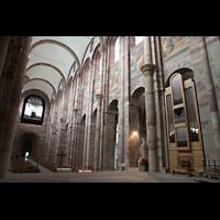 Speyer, Kaiser- und Mariendom, Chor- und Hauptorgel