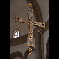 Speyer, Kaiser- und Mariendom, Kreuz in der Vierung