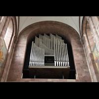 Speyer, Kaiser- und Mariendom, Orgelempore