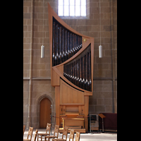 Heilbronn, Kilianskirche - Chororgel, Chororgel