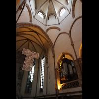 Strasbourg (Straßburg), Saint-Thomas (Chororgel), Chororgel und Vierungskuppel