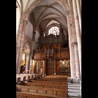 Strasbourg (Straßburg), Saint-Thomas (Chororgel), Silbermann-Orgel