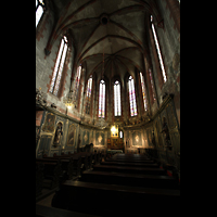 Strasbourg (Straßburg), Saint-Pierre-le-Jeune Protestant, Chorraum