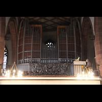 Frankfurt am Main, Liebfrauenkirche, Orgel