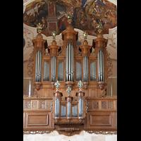 Ebersmunster (Ebersmünster), Église Abbatiale (Abteikirche), Orgel