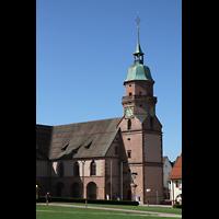 Freudenstadt, Evangelische Stadtkirche (Chororgel), Nordturm