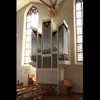 Freudenstadt, Evangelische Stadtkirche (Chororgel), Chororgel