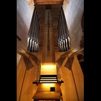 Alpirsbach, Klosterkirche, Orgel